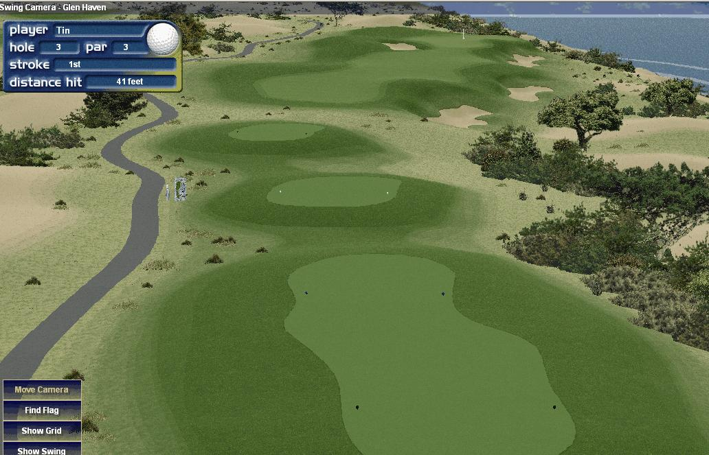 Golf sim clubhouse forum view topic glen haven by adam for Glen haven