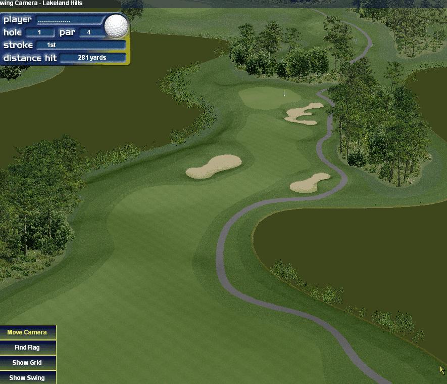 PGA 2000 Courses
